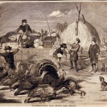 Thanksgiving Day - Ways and Means, 1858