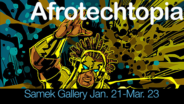 Afrotechtopia website