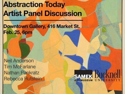 Abstraction Artist panel